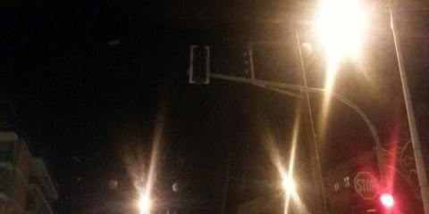 Φωτα του δρόμου